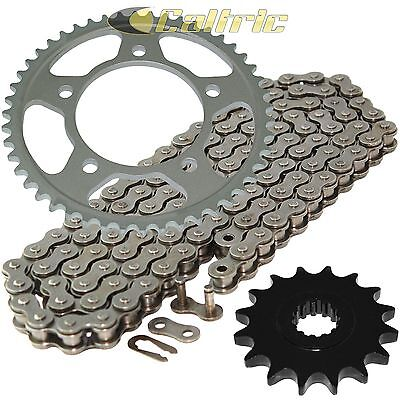 Drive Chain & Sprocket Kit Fits KAWASAKI KZ440 LTD 440 1980-1985
