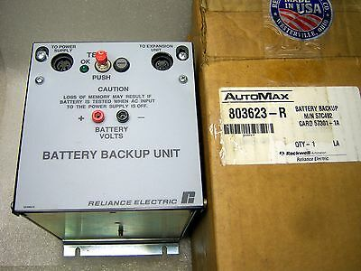 (z 3-26 L4) RELIANCE ELECTRIC BATTERY BACKUP 57C-492