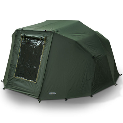 NGT Carp Fishing Tackle 2 Man Fortress Bivvy Winter Second Skin Overwrap Wrap