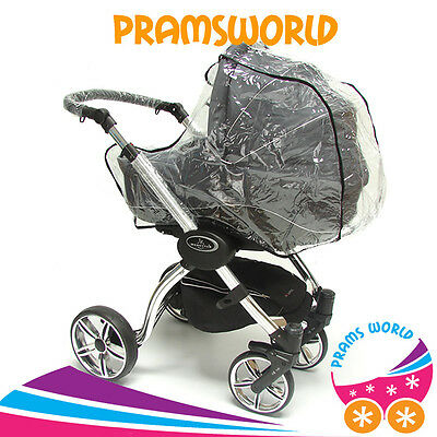 Universal Carry Cot / Pram Rain Cover