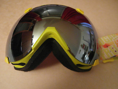 Maschera Da Sci, Snowboard, Out Of Eyes Sugarfree Gold , Nuova