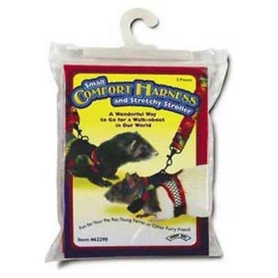 Super Pet - Comfort Harness & Stretchy Stroller Leash - Small