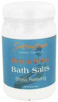 Soothing Touch - Rest & Relax Bath Salts Stress Relieving - 32 oz. (907 g)