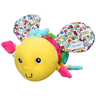 THE FIRST YEARS - Wiggles Vibrating Bug - 1 Pack