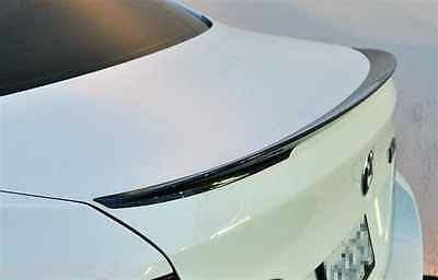 Carbon Bmw F10 Boot Spoiler Wing Trunk M5 Performance 5 Series Performance 2