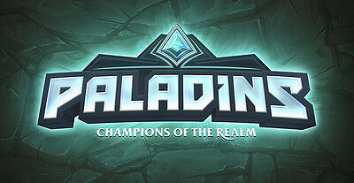 Paladins : Founder's Pack - 35% OFF!!! Region Free!!!