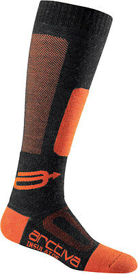 ARCTIVA Snow Snowmobile INSULATOR Socks (Black) Choose Size