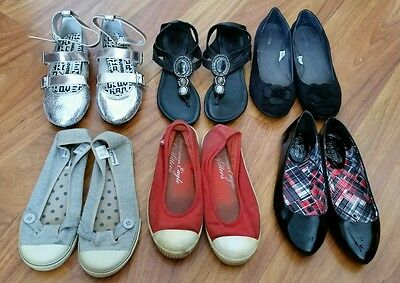 Lot of women's size 9 shoes