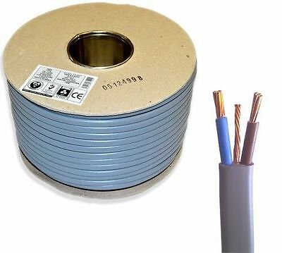 Twin and Earth | 3 Core and Earth | Electrical Cable 6242Y | All sizes n lengths