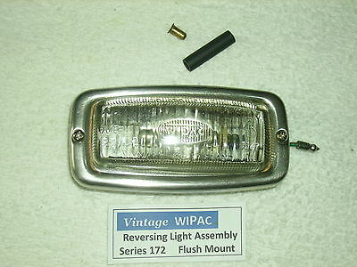 WIPAC Used Reversing Light Assembly, Series 172, Flush Design
