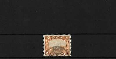 ADEN 1937, 2r DHOW, GOOD USED SG10, CAT £40