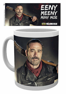 The Walking Dead - Ceramic Coffee Mug /cup (Negan - Eeny Meeny Miny Moe)