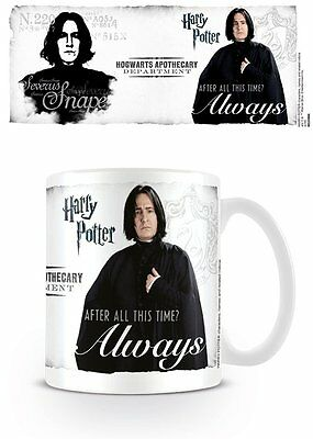 Harry Potter - Ceramic Coffee Mug - Snape (Always)