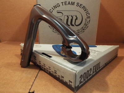 New-Old-Stock 3T 2002 Evol Quill Stem w/Gray Finish (25.8/26.0 mm clamp x 120mm)
