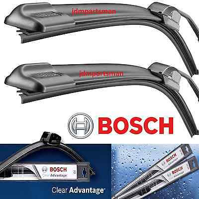 "Set of 2 Front 21/"" /& 20/"" DENSO EnduraVision Fitment Wiper Blade"