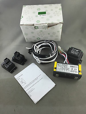 Genuine Shangfang Sf-104S-2  Cool Room Fridge Digital Controller & Defrost Relay