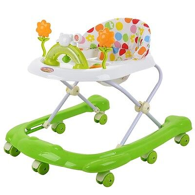 Popular Baby Walker Safety Anti-Rollover Toddler First Step Learning Toys Newly