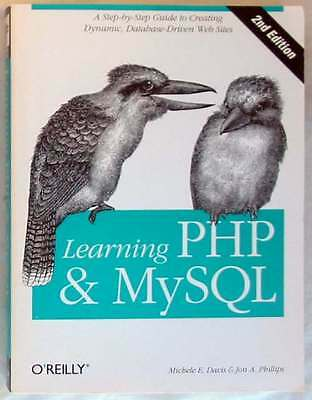 LEARNING PHP & MySQL - A STEP-BY-STEP GUIDE TO CREATING - O'REILLY 2007 - VER