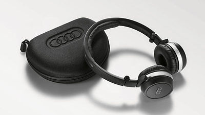 Genuine Audi Bluetooth Headphones & Mini USB Charging lead