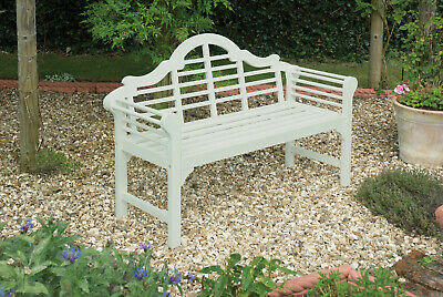 Stupendous Lutyens Garden Bench Optional Coffee Table White Solid Fsc Ibusinesslaw Wood Chair Design Ideas Ibusinesslaworg