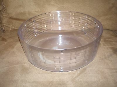 "Longaberger 13"" Round Keeping Basket Protector"