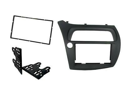 Honda Civic FN 06-11 Double Din Facia for left hand drive ONLY