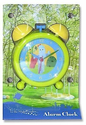 In The Night Garden - Twin Bell Alarm Clock