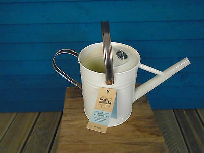 Watering Can in Heritage Cream (4.5 Litre) by Gardman*MISSING THE ROSE*
