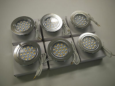 LED Lights (Touch On/Off) 6 Pack Complete Set