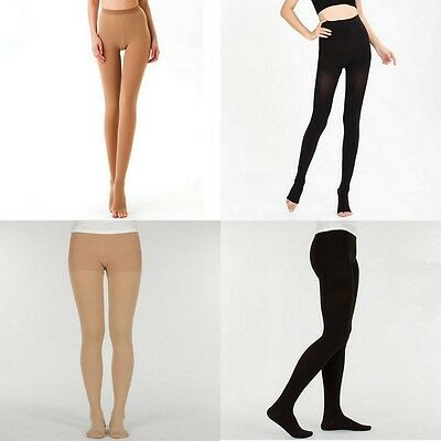 4ab591a60c9cc1 Medical Compression Pantyhose Prevent Varicose Veins Support Tights  Stockings
