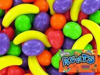 10lb Of Wonka Runts Fruit Candy Bulk Vending Candy -Very Fast Free Shipping