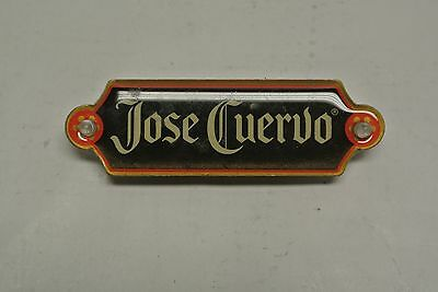 "Rare Vintage Jose Cuervo Battery Operated Light Up Advertising 2 1/2"" Pin"