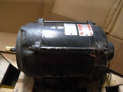 General Electric Explosion Proof DC Motor 5BC79AE15 ,1/2 hp, 1725 rpm