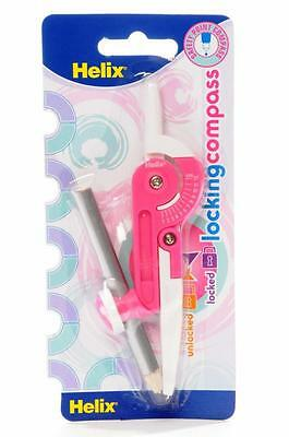 Helix Locking Compass Drawing Compass School Compass Geometry Compass + Pencil