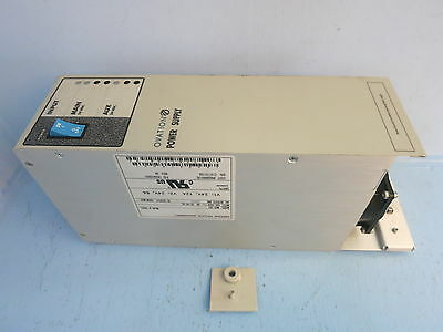 Ovation / Emerson Power Supply 1X00416H01 / WH5-2FF PLC Westinghouse Process