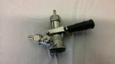 Beer Keg Tap System D Coupler Micro Matic Pull Handle Draft