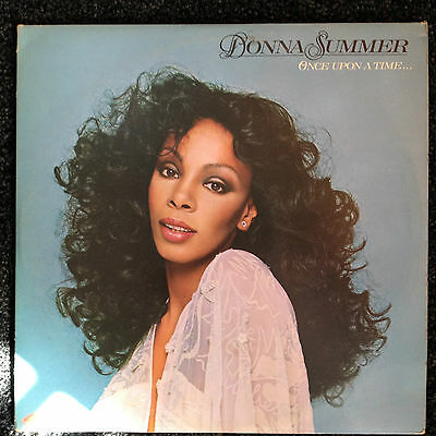 Donna Summer Once Upon A Time.. Double LP