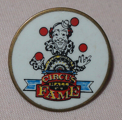 Pin-Abzeichen Circus Hall Of Fame USA (Museum)