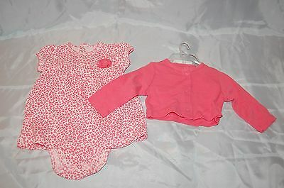 e27ecf24c NEW JUST ONE You by CARTER S Baby Girls Newborn NB Floral Dress ...