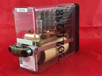 Westinghouse QS2 Single-wound DC Neutral Line Relay 12VDC Rail M25028