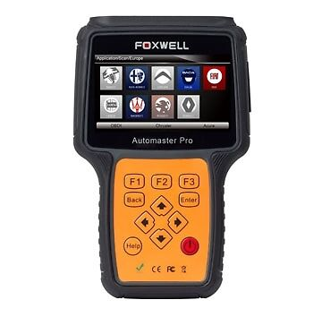 FOXWELL NT644 Pro OBD OBD2 Diagnostic Tool, ALL Systems, Scanner,Fault Reader