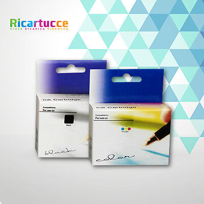 Kit Cartucce Bk+Col Compatibili Per Canon Pg510+Cl511   Ip 2700,2702, Mp240