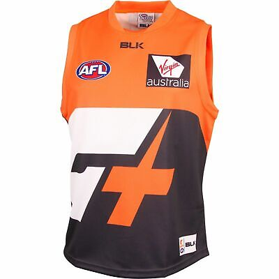 GWS Giants 2016 AFL Canberra Home Guernsey Adults and Kids Sizes Available BNWT