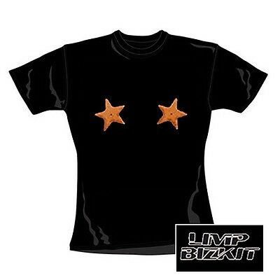 Limp Bizkit - Girl Shirt Stars (in OneSize)