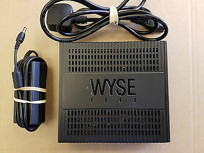 Wyse D50D Thin Client + Psu ( 909632-02L ) 2Gb Ram / 2Gb Flash / Linux