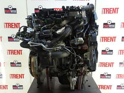 2012 PEUGEOT 508 9HR 1560cc Diesel Automatic Engine with Pump Injectors & Turbo