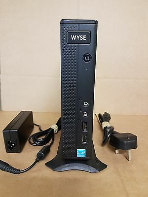 Wyse Z10D ( 7010 ) Thin Client + Psu + Stand ( 8Gb / 2Gb / Thin Os ) Re-Furbshed