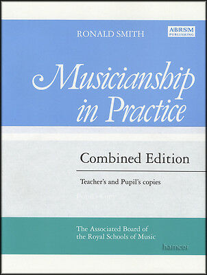 Musicianship in Practice Combined Edition Book 3 ABRSM Grades 6-8