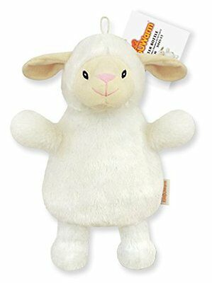 Cute Plush and Cuddly Lamb Hot Water Bottle