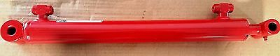 "NEW WELDED CYLINDER 1.75"" BORE x 15.5"" STROKE  1"" DIAMETER ROD"